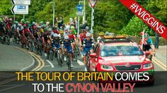 The Tour of Britain comes to the Cynon Valley