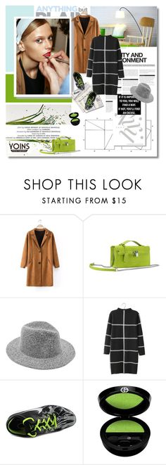 """""""Maybe"""" by undici ❤ liked on Polyvore featuring BoConcept, Garcia, NIKE, Giorgio Armani, women's clothing, women's fashion, women, female, woman and misses"""