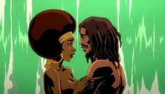 FEATURE: Erykah Badu and Chance the Rapper guest star in 'Black Dynamite' as Rita and Bob Marley - AFROPUNK