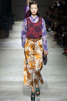 Dries van Noten | 23 of the best runway looks from Milan fashion week spring/summer '16