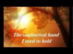 ▶ Eric Clapton - Autumn Leaves (with lyrics) - YouTube