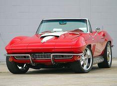 1966 Corvette Restomod