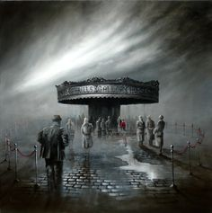 Bob Barker Art : Next Time Round www.bobbarkerart.co.uk597 × 600Buscar por imagen even if it was only watching till the next time round. PETER BARKER PINTURA - Buscar con Google