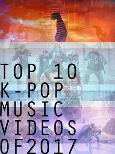 TAKE-KR MAGAZINE January 2018 - TOP 10 K-POP MUSIC VIDEOS OF 2017