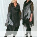 Igor Dobranic Sheer Tunic -Bonanza  Phase II Style, LLC Fall 2015 https://www.facebook.com/pamela.singley.1