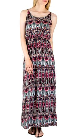Desert Oasis Maxi Dress www.silvericing.com/nicoleg