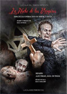 """#TERROR #MADRID #TEATRO """"La Caja del Terror"""" En Madrid se van a abrir las puertas del único teatro en España ambientado y dedicado exclusivamente al Terror Interactivo. """"vivir una película de terror, vivir la ficción como real, gracias a la participación y la interactividad con lo representado."""" Crowdfunding verkami:  http://www.verkami.com/projects/14781-la-caja-del-terror/"""