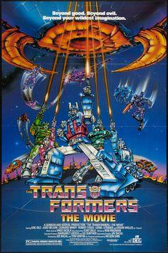 Transformers: The Movie (DEG, 1986).