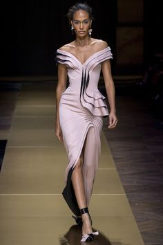 Look 27 Atelier Versace Autumn / Winter 2016 Couture