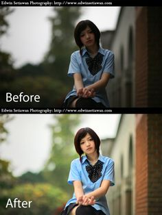 How To Fix Poorly Exposed Backlit Portraits In Photoshop Tutorial