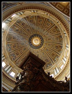 St. Peter's Cathedral - Rome Italy