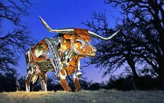 texas paintings | World Class Sculpture And Paintings In Texas Hill Country At The ...