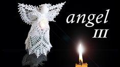 Häkelanleitung - ENGEL für Weihnachten häkeln Teil III / Rock