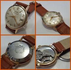 Vintage firmado pronto relojes