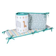 Shop for Trend Lab Lullaby Jungle Multicolor Cotton/Polyester Crib Bumpers. Get free delivery at Overstock.com - Your Online Baby Bedding Shop! Get 5% in rewards with Club O!