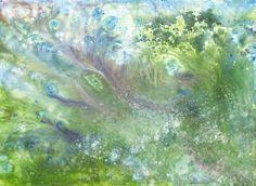 Iris Grace, la niña con autismo que ha impresionado al mundo con sus pinturas