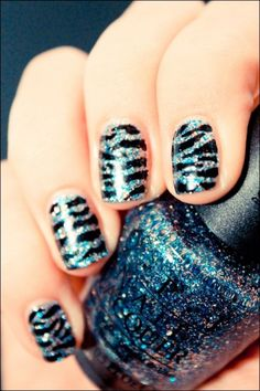 Shiny Metallic Nail Designs 2017 for Girls - Styles Art