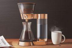La machine à café connectée Poppy Pour-Over