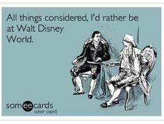 Someone take me to Disney world