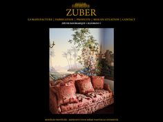ZUBER - Mise en situation Silk Wallpaper, Grisaille, Screens, Murals, Painting, Art, Canvases, Art Background, Wall Paintings