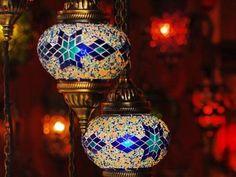 Pieza a pieza…conocemos las Lámparas Turcas
