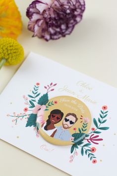 save the date hochzeit Faire part mariage - hochzeit Simple Wedding Cards, Funny Wedding Cards, Simple Wedding Invitations, Save The Date Invitations, Wedding Invitation Cards, Simple Weddings, Wedding Stationery, Party Invitations, Save The Date Magnets