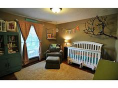 our AMAZING baby room!!