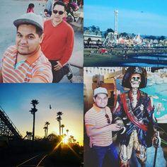 Santa Cruz CA: Día de vagancia con @yiyo36 #california #cali #ilovecali #ilovecalifornia #santacruzbeachboardwalk #boardwalk #beachboardwalk #beach #walking #beachwalking #fit #fitnessmotivation #determination #feria #loveislove #lovley #pirata #menfashion #boygram #equality #adrenaline #sea #healthy #strongman #runner #running by joysmall63