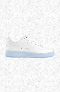 Free shipping and returns on Nike 'Air Force 1' Sneaker (Women) at Nordstrom.com. First released in 1982, the original Air Force 1 sneaker was named after the presidential airplane and was the first basketball shoe to feature Nike Air technology. This version is updated in a cool monotone palette, but features soft cushioning, a low-cut collar for a natural fit and old-school concentric-circle treads on the sole, just like the original.