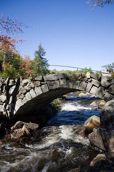 old stone bridge Landscape Drawings, Landscape Art, Old Bridges, Water Drawing, Across The Bridge, Stone Masonry, Bridge Design, Fairy Garden Houses, English Countryside