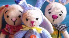Items similar to Nyafi is a rabbit - amigurumi bunny - crochet amigurumi - farm animals on Etsy Crochet Bunny, Custom Items, Farm Animals, Light In The Dark, Hello Kitty, Etsy, Amigurumi, Crochet Rabbit
