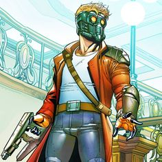 Star-Lord screenshots, images and pictures - Comic Vine