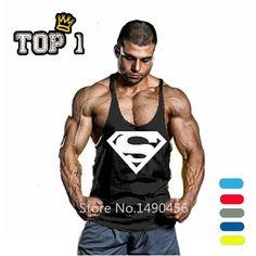 Aliexpress.com のbeihaichunからスーパーマン ジム シングレット メンズタンクシャツトップス 、 ボディービル機器フィット ネス メンズ ゴールズジム ストリンガー タンク トップ スポーツ服に関するタンク トップス、ハイクオリティシャツの無料、中国 洗濯物入れ サプライヤ、 安い服は係員を検索します