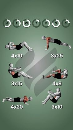 Sixpack Abs Workout, Abs And Cardio Workout, Gym Workout Chart, Full Body Gym Workout, Gym Workout Videos, Abs Workout Routines, Gym Workout For Beginners, Fitness Workouts, Fitness App