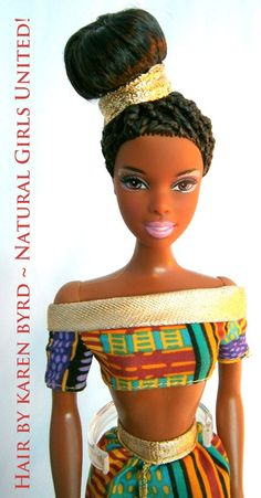 Customized dolls available at   http://www.naturalgirlsunited.com