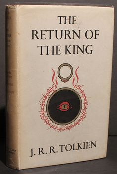 First UK Edition of The Return of the King Published by George Allen & Unwin in London, 1955.
