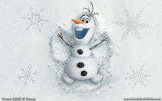 Photo of Olaf the Snowman for fans of Frozen 36155852