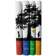 Salinger Tree Set juniper books ed