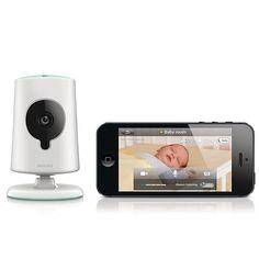Philips InSight Wireless HD Baby Monitor