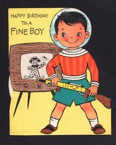 Happy birthday space-boy