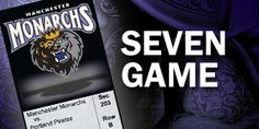Select your seats and the seven Monarchs games you want to see, complete with ticket exchange options and more!
