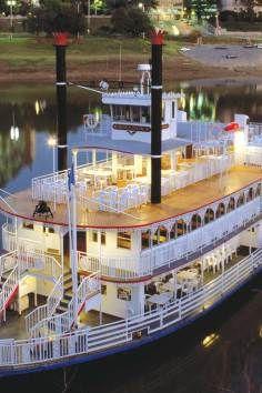 Memphis RiverBoats, Memphis - TN   Roadtrippers