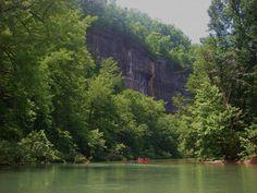 Buffalo River--Arkansas--photo from Kelli Henderson