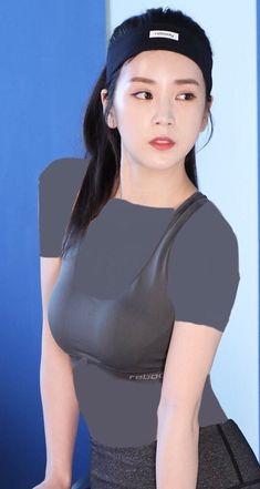 Chorong Kpop Girl Groups, Korean Girl Groups, Kpop Girls, Sexy Golf, Apink Naeun, Asia Girl, Korean Model, Sexy Asian Girls, Indian Beauty