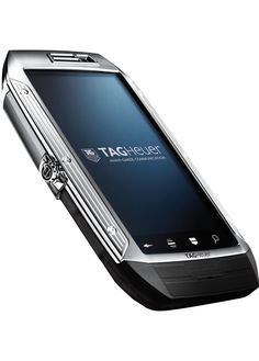 TAG Heuer LINK phone... If only I didn't like the iPhone so much.