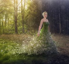 [Photo Tips] 5 Steps to Creating a Dreamlike Gown in Photoshop via @petapixel #phototips #photography