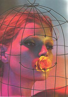 Malgosia Bela by Mert & Marcus for POP S/S 2006