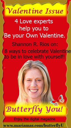 Valentine Issue: Shannon Rios on self-love