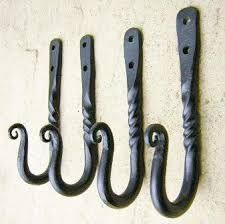 Image result for forged shelf brackets