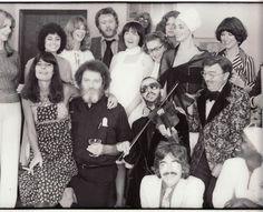 Harry's wedding to Una. . . Ringo Star was Best Man